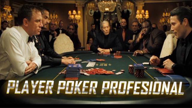 Tips Menjadi Pemain Poker Profesional
